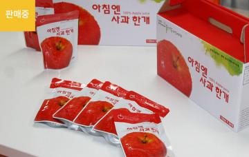 [대학찰옥수수권역영농조합법인] 아침엔 사과한개(사과주스 120ml*50개입)