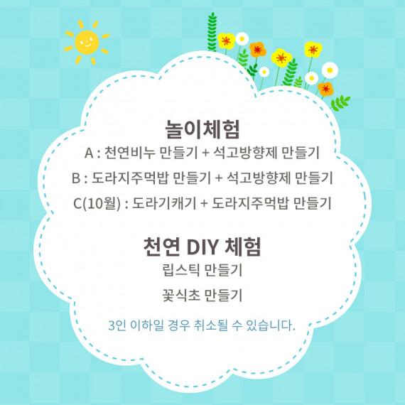 괴산 숲골농원_놀이 DIY체험